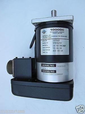 Aerotech 1075lt 1000dc Permanent Magnet Servo Motoraerotech 1075lt-msofe1000as