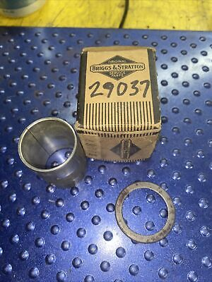Briggs Stratton Gas Engine Bushing 29037 New Old Stock Vintage For Model K