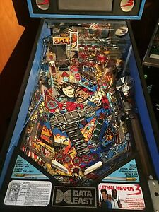 Pinball lethal weapon 3  West Island Greater Montréal image 2