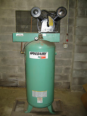 Speedaire 4me98 Electric Air Compressor 1 Stage