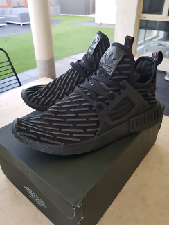 Adidas Originals NMD XR1 PK US11 Triple Black