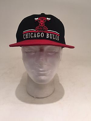 Hardwood Classics / New Era Chicago Bulls Hat snapback Windy City Cap wow