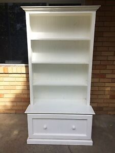 Bookshelf with Drawer – 183 x 94 x 49mm Oyster Bay Sutherland Area Preview