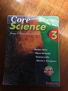 Core Science 3 - Stage 5 Haberfield Ashfield Area Preview