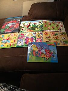 Board Puzzles and Puzzle Book