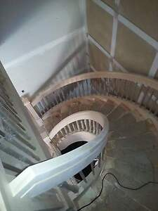 Custom Stairs Railings Mantles Deck Rails Calgary Alberta image 2