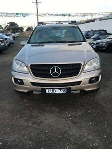 2007 Mercedes-Benz ML 280 CDI Automatic SUV Morwell Latrobe Valley Preview