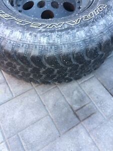 PRICE DROP!!Selling 31' and 28' tires and rims for jeep Belleville Belleville Area image 4