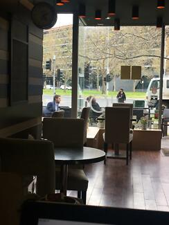 Southbank boutique cafe for sale cheap rent great location
