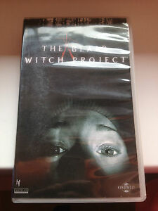 VHS &quot;The Blair Witch Project&quot; (1999) - <span itemprop='availableAtOrFrom'>Wien, Österreich</span> - VHS &quot;The Blair Witch Project&quot; (1999) - Wien, Österreich