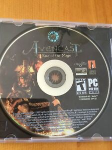 Ave cast PC Roleplaying Game