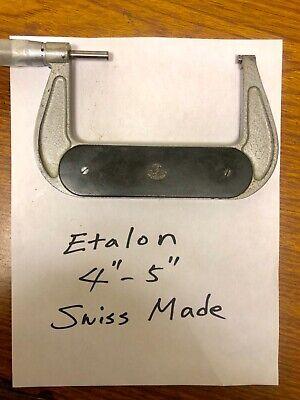 Etalon Swiss Made 4-5 Micrometer
