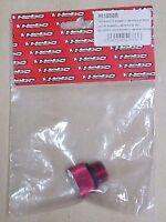 Tappo Olio Oil Cap Alluminio Anodizzato Rosso Hebo Motore Minarelli Am16 Hi1030r -  - ebay.it