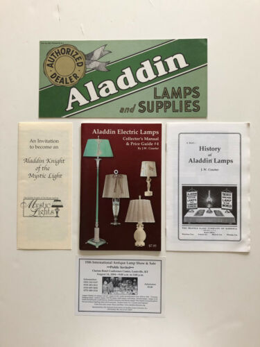Aladdin Electric Lamps Collector