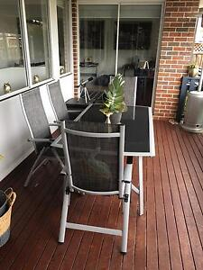 Marquee Outdoor dining set 6 seater from Bunnings