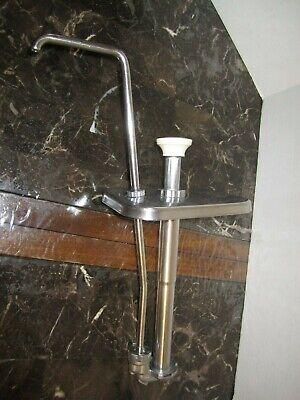 Server Pump Model Fp-dd 80173 Series 99 Cook Skim Milk