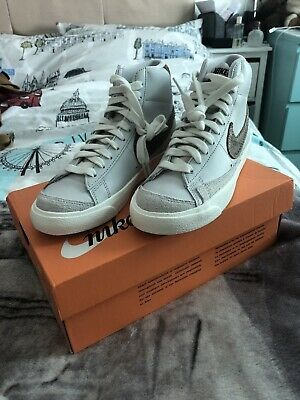 Nike Blazer Mid 77 White Snakeskin