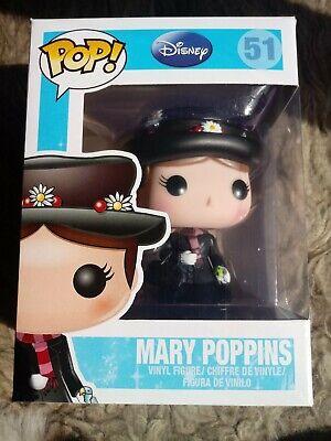 Mary Poppins Funko Pop Vinyl Disney # 51 Figure