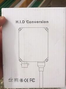 HID Conversion Ballast and Bulbs