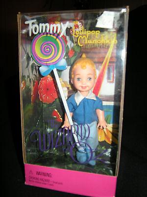 "Wizard of Oz Tommy as Lollipop Munchkin 5"" Mattel Barbie Doll , 1999, NRFB"