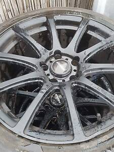 "Holden vy wheels 18"" Banks Tuggeranong Preview"