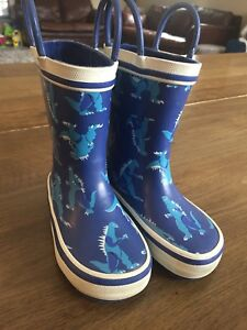 Toddler Boys Size 6 Rain boots