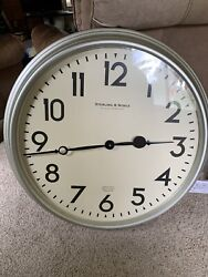 Giant Wall Clock Battery Operated