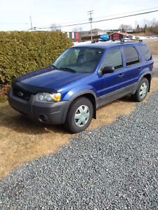 Ford Escape 2005 4x4V6