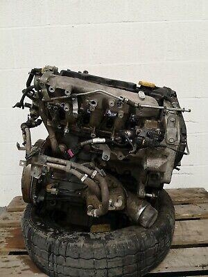 SUZUKI SX4 DDIS MK1 06-14 1.9 1910CC DIESEL BARE ENGINE D19AA