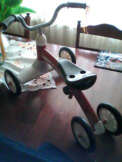 KIDS VINTAGE RADIO FLYER TRIKE by psycholing restorations Sylvania Sutherland Area Preview