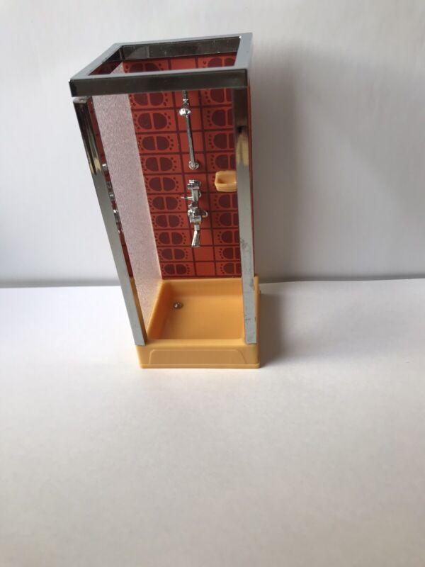 Lundby Dollhouse Bathroom Shower
