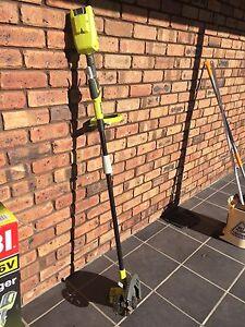 Lawn edger electric Latrobe Latrobe Area Preview