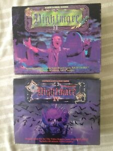 Nightmare Board Game Expansion Packs 2 & 4