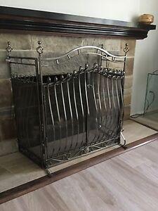 Fireplace grate /screen