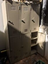 6 Precision Lockers - Bank of 3 Childers Bundaberg Surrounds Preview