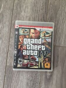 grand theft auto ps3 game