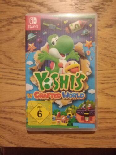 Nintendo Switch Game Yoshi's World