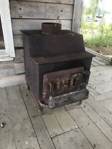 Anthes-imperial wood stove