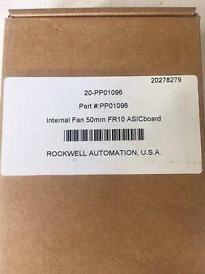 Rockwell Automation Allen-bradley 20-pp01096 Internal Fan 50mm Fr10 Asicboard