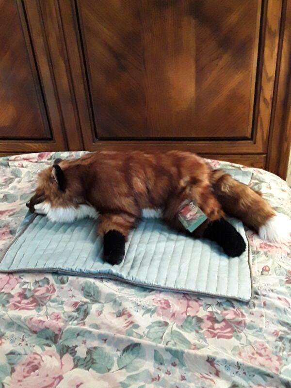 FOX HOUND PLUSH HUG DITZ DESIGNED ANIMAL