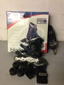 Unisex Size 8 Rollerblades