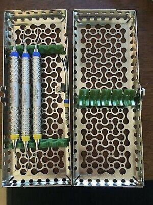 Hu- Friedy Dental Hygiene Instruments 3 Mini Gracey Curettes