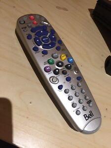 Télé commande bell
