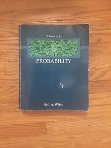 Probability STAT2400
