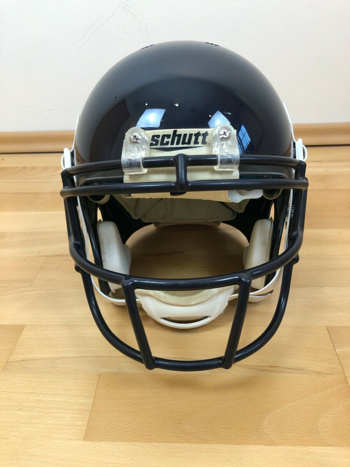 Football Helm Schutt Air XP Navyblue Größe: Large (L) American Football Helm