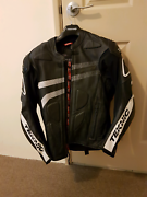 Teknic violator leather jacket near new size us40 or s/m Perth Perth City Area Preview