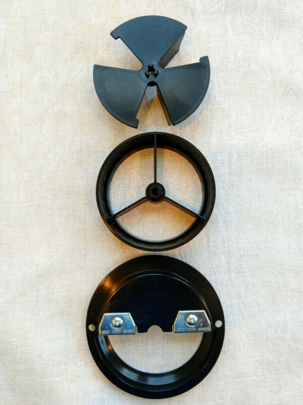 BEAVER ADJUSTABLE CANDY WHEEL KIT FOR RB16s.  SLIGHTLY USED.  FREE SHIPPING.