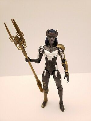 "Proxima Midnight Marvel Legends Thanos BAF Wave 6"" Figure LOOSE"
