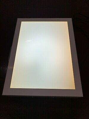 Stratagene 400510 White Light Box 120 Vac 0.5a 60 Hz