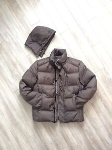 Men's Down Winter Jacket $85 | Warm in -40